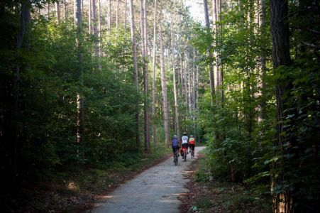 Michigander Bicyle Tour XXV
