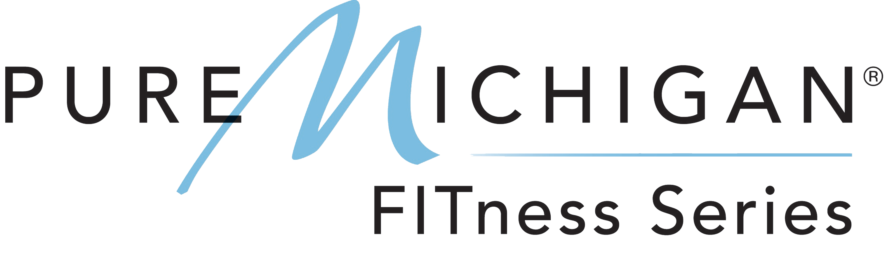 Pure Michigan Fitness Logo