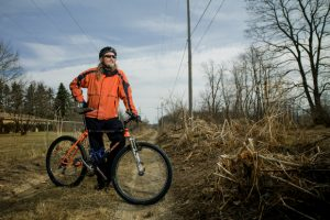 Roger Tuuk, West Michigan Trails and Greenways Coalition