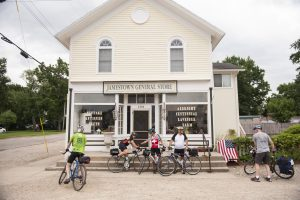 Jamestown:::25th Annual Michigander Bicycle Tour, images by Steve Vorderman.