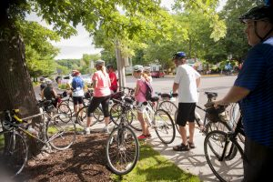 Saugatuck:::25th Annual Michigander Bicycle Tour, images by Steve Vorderman.