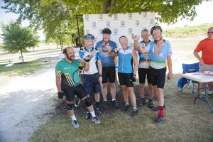 Century Riders:::25th Annual Michigander Bicycle Tour, images by Steve Vorderman.
