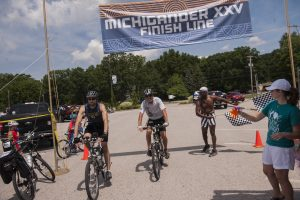 Fruitport:::25th Annual Michigander Bicycle Tour, images by Steve Vorderman.