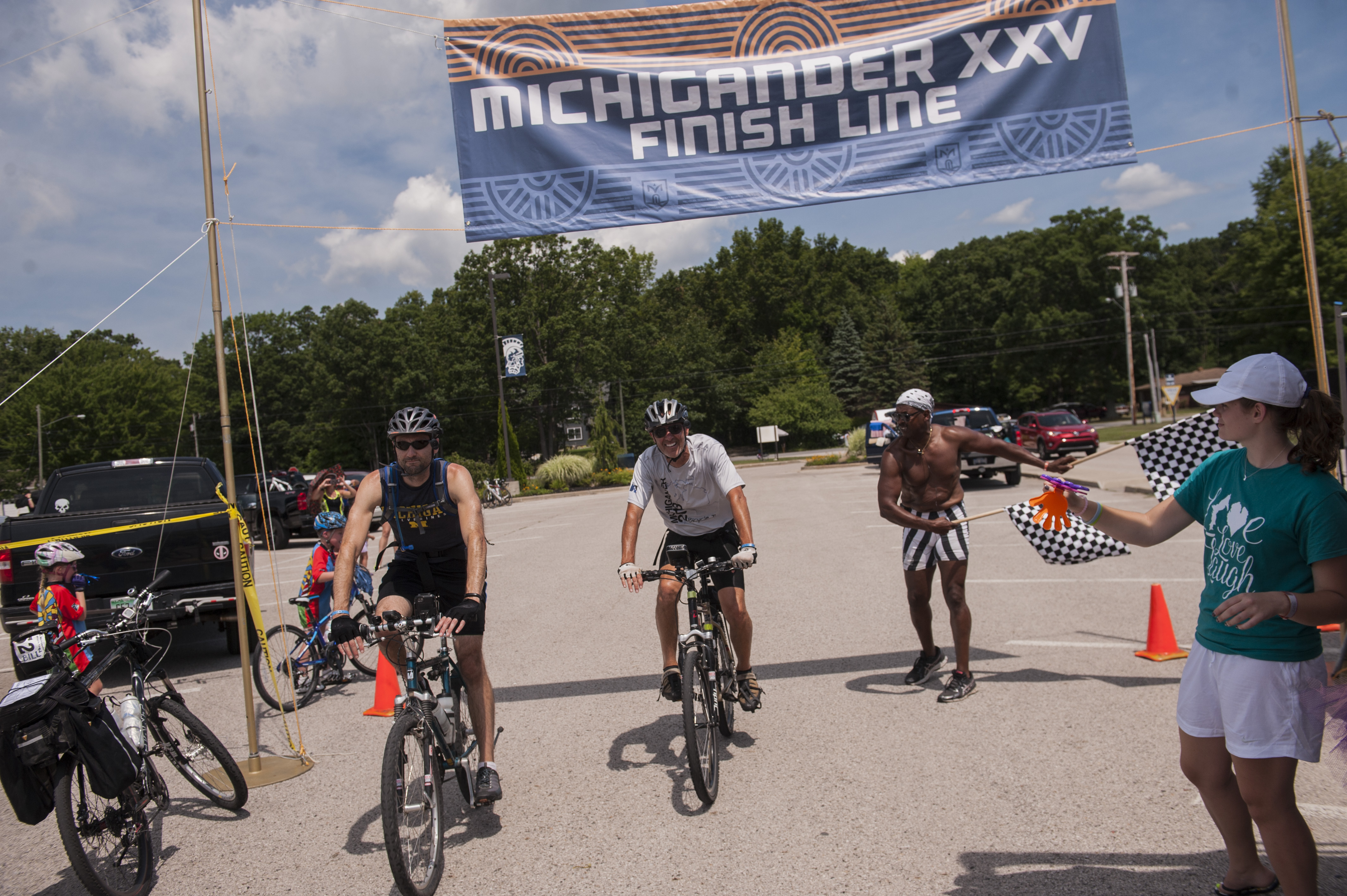 Michigander Bicycle Tour Michigan Trails And Greenways