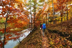 Hiking the Iron Belle Trail