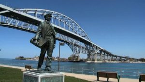 Blue Water Bridge Port Huron