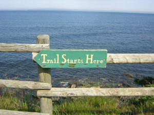 Trails Start Here