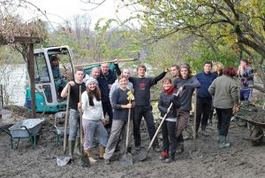 Inspired Volunteers, West Michigan Trails and Greenways Coalition